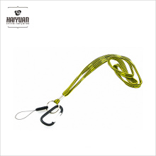 Different Capacities Full Color Shoelace Fabric Lanyard Manufactured in China