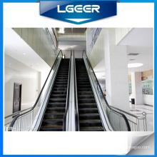 Escalator avec extérieur Stype