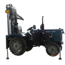 Borewell Machine Tractor Mounted Used Drilling DTH air compressor drilling machine