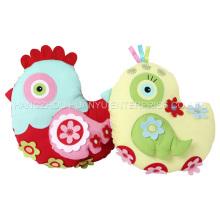 Novo design de pelúcia Stuffed Bird Pillow