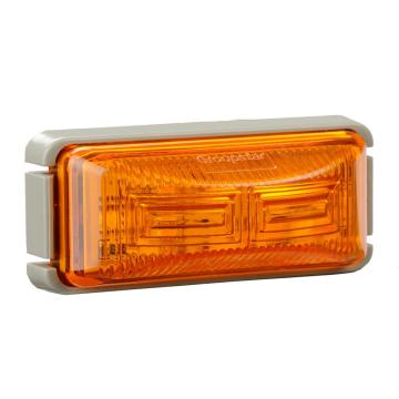 Aprovado Waterproof Clearance LED Side Marker Lamp