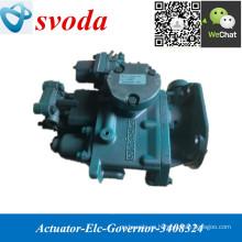 Actuador Elcectric Governor 3408324 para Terex Dump Truck Parts Generator Nt855 K19 K38