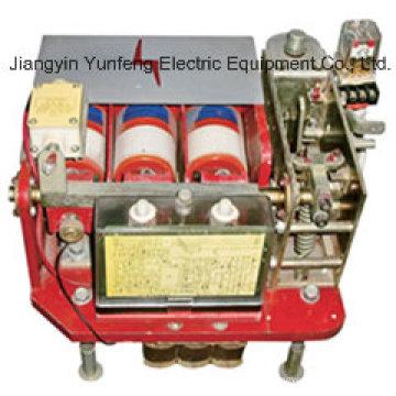 Dw80-400A Mine Explosion Proof Type Vacuum Feeding Switch