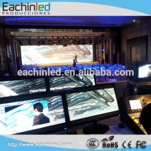 Малый Тангаж пиксела 2.5 помещении храма мм светодиодный экран с черной маской и высокий уровень MBI5153 Refrash 3840HZ