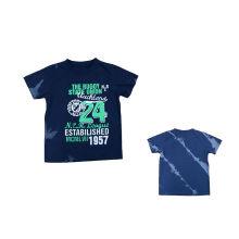 2016 New Design Fashion Boy T-Shirt in Kids Clothes (BT095)
