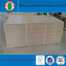15mm High Quality Hollow Core Chipboard From China