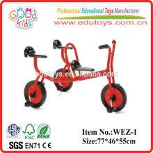 2014 kids 3-person & seat wheel push bike & bike for kids