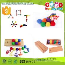 high quality gabe toys kids intelligent wooden toys OEM educational gabe bead toys
