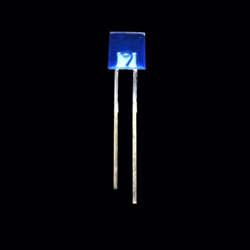 2 * 5 * 5 mm LED azul cuadrado difuso 465nm LED