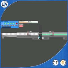 Máquina punzonadora y cizalladora de barras colectoras CNC de alta velocidad
