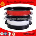 Sunboat Enamel Roaster with Cover Turkey Roaster Kitchenware/ Kitchen Appliance