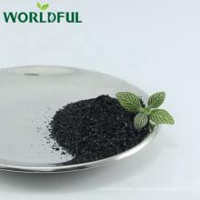 viscosidade redutor de óleo de perfuração de sódio humate floco brilhante com maior ácido húmico