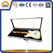 High Quality Aluminum Exhibition Guitar Case