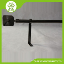Porzellan wholesales Eisen Vorhang Stange, Metall Vorhang Pole, runden Vorhang Finial