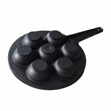 Amazon Hot Sale Disa Mould 20cm Cast Iron Takoyaki Pan