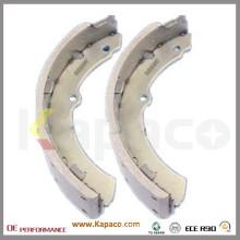 KAPACO HIGH QUALITY BRAKE SHOE LINING and ANTIQUE CERAMIC XHOE for ISUZU OEM 5-47110-058-1