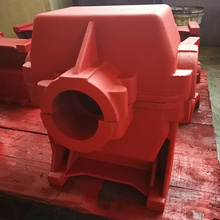 Ductile Iron GGG40 Gearbox Housing