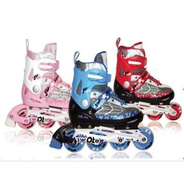 Adjustable Inline Skate with Hot Sales for Children (YV-8031)