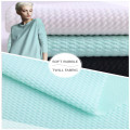 Bubble Twill Knitted Jacquard Gesunde dickere Stoffe
