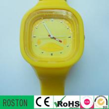 Relógio de quartzo moda com impermeável