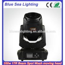 super stage light 17r beam spot wash 3in1 350w