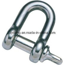 Dr-Z0053 Us Type Znic Alloy Shackles