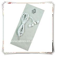 Новое в коробке Наушники-вкладыши Apple для iphone 4 iPod touch 4G