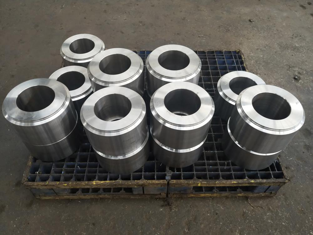 Forged Alloy Steel Block