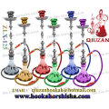 Colored Horse Glass Inhale Big Hookah