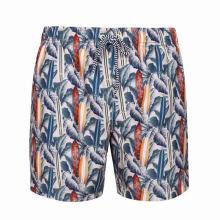 100 shorts de poliéster para homens calções de banho