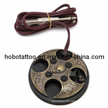 Newest Tattoo Foot Pedal Switch Skull Style