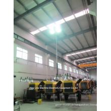 Groupe électrogène portable Lighting Tower (7-18kw)