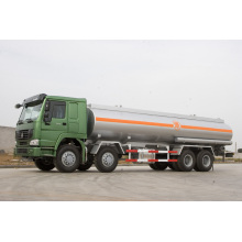 30 Cubic Meter Sinotruk HOWO 8X4 336 / 371HP Camion-citerne (JYJ5312GJY)