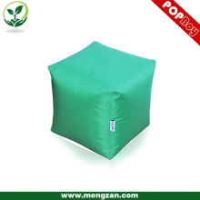 manufacture square adult bean bag stool