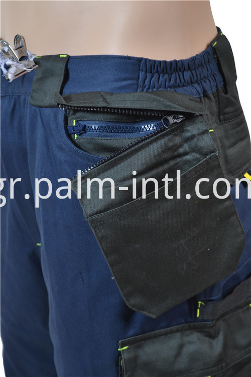 Dark Blue Winter Pants