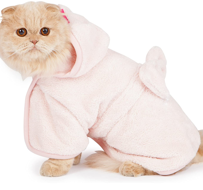 Pet Towel Robe