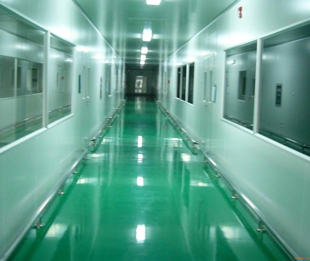 Colored Epoxy Floor Paint For Sterile Rooms