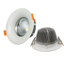 25W LED Down Light مضاد للوهج