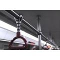 Tubo de aço inoxidável para corrimão de metro