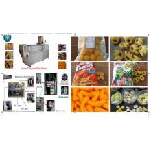 Китайский хороший завод пухлые мозоли легкой закускы штрангпресса продукции