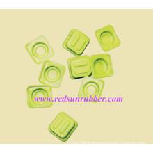 Custom High Quality Rubber Cap Button