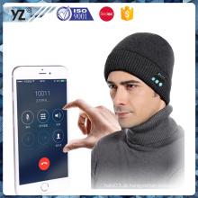 Nova chegada único bluetooth design chapéu ao ar livre da China