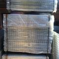 Panel de malla de alambre soldado con autógena galvanizado grueso