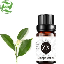 Private label orange leaf essential oil