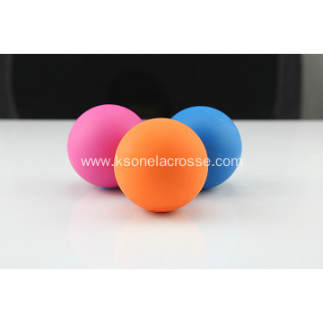 Hot Selling Custom 6.3cm Massage Lacrosse Ball
