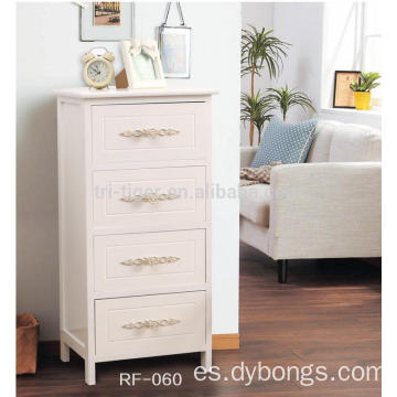 China Manufacturer bedside table Solid Wood Night Stand With Drawers