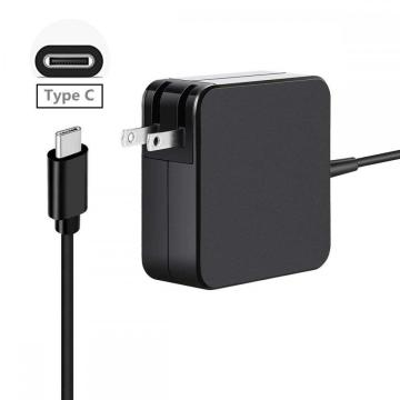 Chargeur USB Type C 65 W pour Apple MacBook / Pro