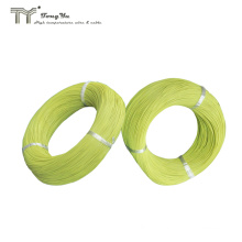 Silicone rubber insulated heater element resistance wire cable