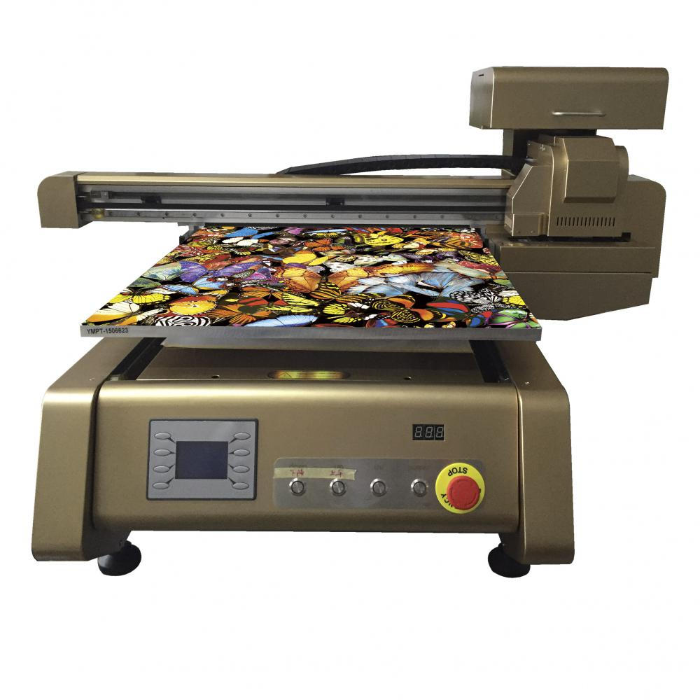 Mesin UV Digital Printer untuk kulit asli