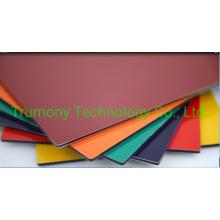 2mm 3mm 4mm PE PVDF Ral Pantone Colorful Coated Groove Bend Unbreakable ACP Aluminum Composite Panels